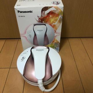 パナソニック(Panasonic)のパナソニック 光美容器 光エステ ボディ用 ピンクゴールド調 ES-WH70-P(脱毛/除毛剤)