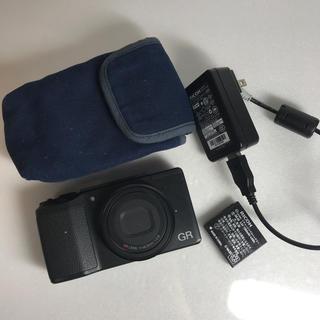リコー(RICOH)のRICOH GR II コンパクトカメラ(コンパクトデジタルカメラ)