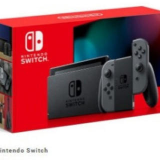 Nintendo Switch - Nintendo Switch Joy-Con(L)/(R) グレー」