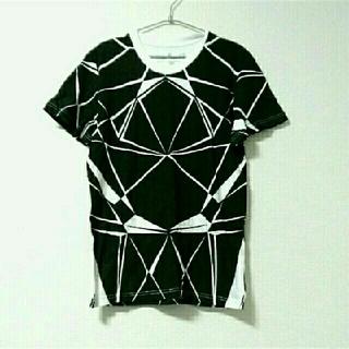 ZARA - 【定価9180円 新品】 PARADOX  幾何学 トップス Tシャツ 半袖 ホ