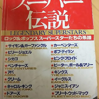 共同通信社FM〔FAN〕特別保存版MOOK21 スーパー伝説vol.1(その他)