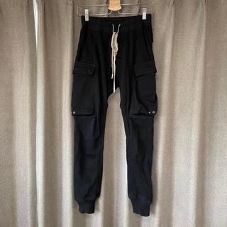 リックオウエンス(Rick Owens)のリックオウエンス Rickowens 19ss cargo jog pants(ワークパンツ/カーゴパンツ)