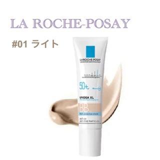LA ROCHE-POSAY - 新品 ラロッシュポゼ UVイデアXL プロテクティングBB 01