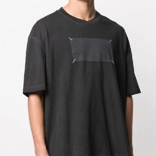マルタンマルジェラ(Maison Martin Margiela)のMaison margiera 4スティッチ Tシャツ(Tシャツ/カットソー(半袖/袖なし))