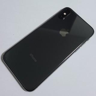 Apple - simフリー iPhoneXs 256GBスペースグレーApple Care付き