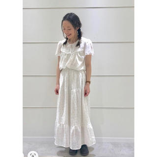 エヘカソポ(ehka sopo)のしばさきちゃん×ehka sopo(ロングスカート)