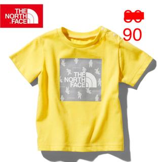 ザノースフェイス(THE NORTH FACE)のノースフェイス 知床 シレトコトコ Tシャツ レモン(Tシャツ/カットソー)