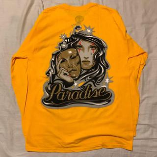 シュプリーム(Supreme)のParadis3 Sad Girl L/S Tee パラダイス Tシャツ ロンT(Tシャツ/カットソー(七分/長袖))