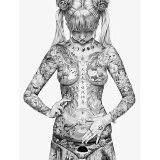 オオトモ(OTOMO)の平成聖母 Heisei Mary A2ポスター 大友昇平(絵画/タペストリー)