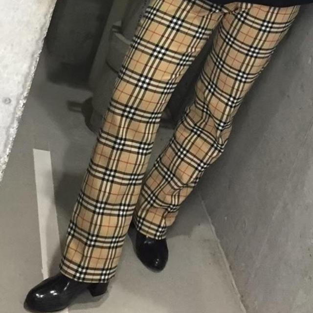 BURBERRY(バーバリー)のBurberry パンツ レディースの下着/アンダーウェア(ショーツ)の商品写真