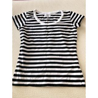 アニエスベー(agnes b.)のアニエスベー ボーダー Tシャツ トップス(Tシャツ(半袖/袖なし))