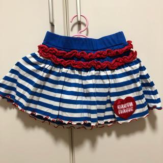 アースマジック(EARTHMAGIC)のEARTH MAGIC  インパン付きスカート(スカート)