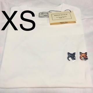 MAISON KITSUNE' - メゾンキツネ maison kitsune Tシャツ XS