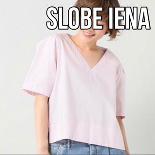 イエナスローブ(IENA SLOBE)のスローブイエナ イエナ シャツ(シャツ/ブラウス(半袖/袖なし))