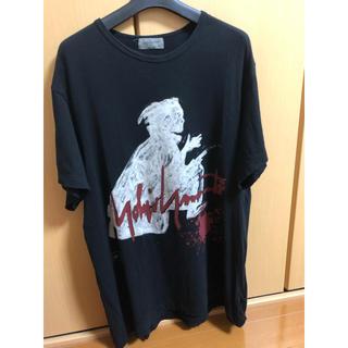 ヨウジヤマモト(Yohji Yamamoto)のヨウジヤマモト 2017aw 抜染Tシャツ(Tシャツ/カットソー(半袖/袖なし))