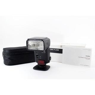 シグマ(SIGMA)の★新品同様★シグマ SIGMA EF-630 ニコン用(ストロボ/照明)