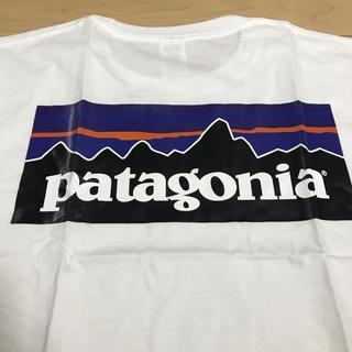 パタゴニア(patagonia)の【新品】パタゴニア  男女兼用 Tシャツ(Tシャツ/カットソー(半袖/袖なし))