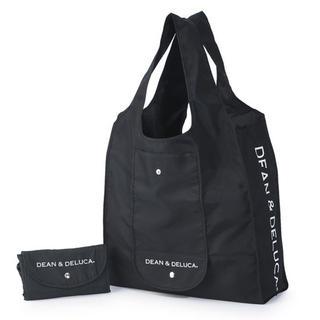 ディーンアンドデルーカ(DEAN & DELUCA)のDEAN & DELUCA ショッピングバッグ ブラック エコバッグ(エコバッグ)