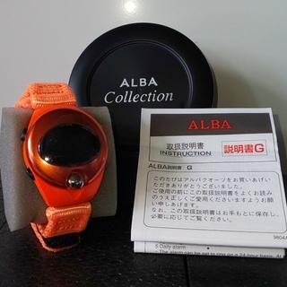 アルバ(ALBA)のセイコー ALBA  SPOON ガラコ限定モデル(腕時計(デジタル))