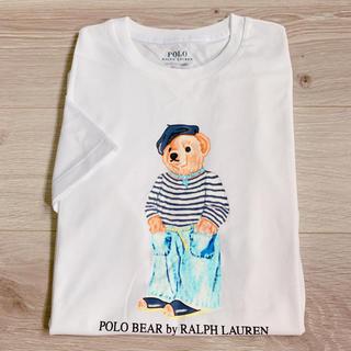 POLO RALPH LAUREN - ポロラルフローレン  ポロベア マリン Tシャツ