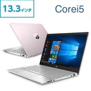 ヒューレットパッカード(HP)のHP ノートパソコン Corei5  Pavilion13(ノートPC)