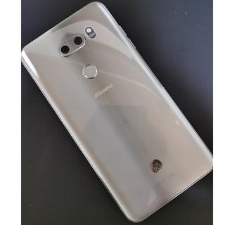 LG Electronics - LG V30+  L-01K シルバー docomo