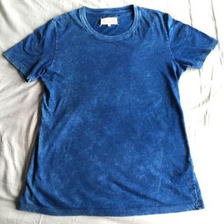 マルタンマルジェラ(Maison Martin Margiela)のMaison Margiela メゾンマルジェラ Tシャツ L ウォッシュ加工(Tシャツ/カットソー(半袖/袖なし))
