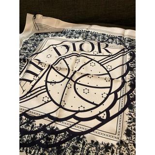 クリスチャンディオール(Christian Dior)のAIR DIOR ジョーダンコラボ エアーディオール バンダナ スカーフ(バンダナ/スカーフ)