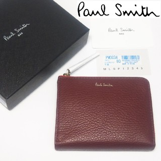 ポールスミス(Paul Smith)の【新品未使用】ポールスミス コインケース/カードケース(コインケース)