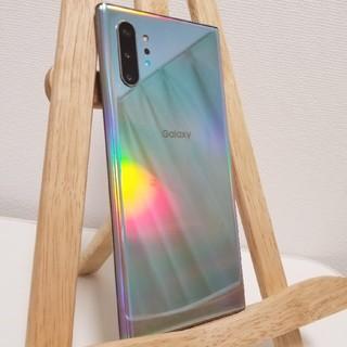SAMSUNG - 【ほぼ未使用】Galaxy Note10+ au→SIMフリー