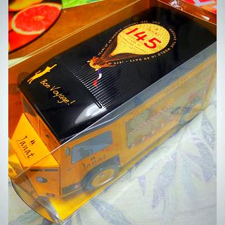 カルディ(KALDI)のおしゃれな缶入り!カルディ ジャンナッツ ティーキャラバンティン アソートセット(茶)