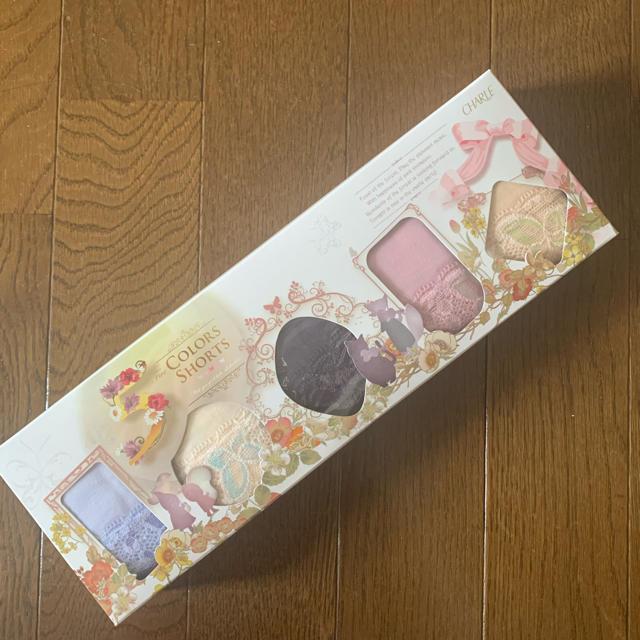 シャルレ(シャルレ)のシャルレ5枚組ショーツ❤︎LL レディースの下着/アンダーウェア(ショーツ)の商品写真