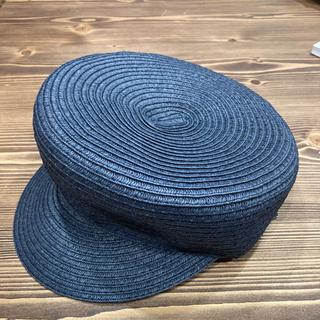 ドアーズ(DOORS / URBAN RESEARCH)のペーパーマリンキャスケット NV54(帽子)