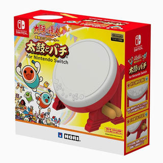 任天堂 - 太鼓の達人 太鼓とバチ 専用コントローラー