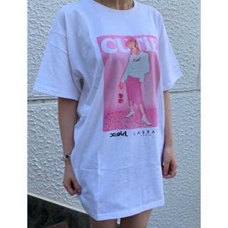 X-girl - エックスガール コラボ Tシャツ