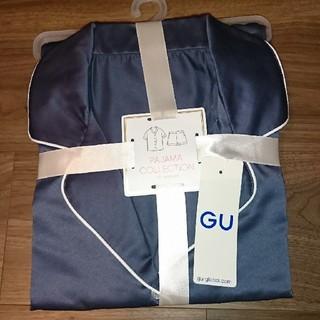 GU - 【新品】GU ルームウェア サテン