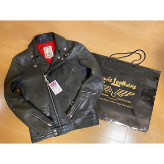 ルイスレザー(Lewis Leathers)の原宿店購入正規品 ルイスレザー サイクロン 36 タイトフィット ライダース (ライダースジャケット)