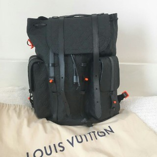 LOUIS VUITTON - ルイヴィトンLV ヴァージルアブロー /黒バックパック