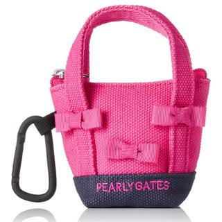 PEARLY GATES - 新品■11,550円【パーリーゲイツ 】 ボールケース、ポーチ
