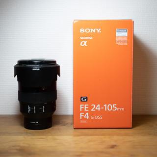 SONY - SONY 24-105 F4 24-105G