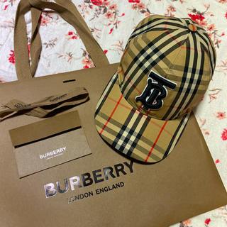 バーバリー(BURBERRY)の Burberryキャップ(キャップ)