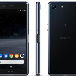 エクスペリア(Xperia)の【新品未使用】SONY XPERIA Ace ブラック 国内版SIMフリー(スマートフォン本体)