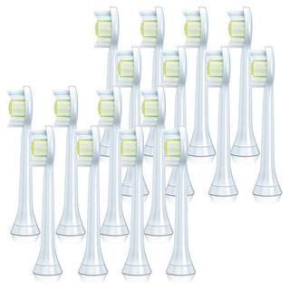 フィリップス 電動歯ブラシ用 替ブラシ16本 HX6064 HX6062 互換品(電動歯ブラシ)