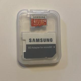 SAMSUNG - Samsung microSDXC EVO Plus 256GB 新品未使用