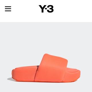Y-3 - 新品★ y-3 ワイスリー 厚底サンダル