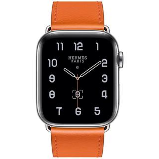 アップルウォッチ(Apple Watch)の【新品未使用】Apple Watch Series 5 HERMES(腕時計(デジタル))
