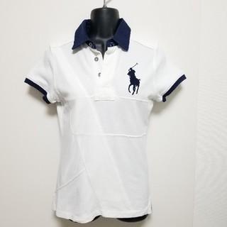 ラルフローレン(Ralph Lauren)のRALPH LAURENレディースM(ポロシャツ)