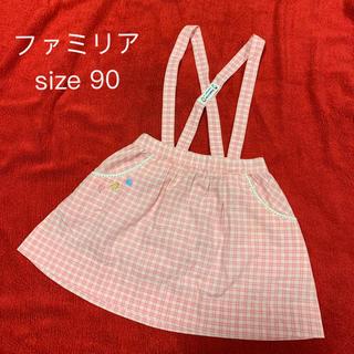 ファミリア(familiar)のファミリア 吊りスカート(スカート)