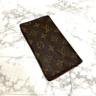 LOUIS VUITTON - 正規品、ルイヴィトン モノグラム 札入れ、即日発送