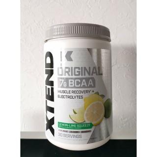 新品 未開封 XTEND BCAA レモンライムスクイーズ 420g 筋トレ(トレーニング用品)